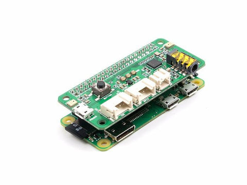 ReSpeaker 2-Mics Pi HAT - Buy - Pakronics- Melbourne Sydney Queensland Perth  Australia - Educational kit - coding - robotics