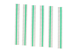 Buy Australia 10 Pcs 40 Pin Headers - Straight (Green) , DF_FIT - DFRobot, Pakronics Melbourne  in Australia - 2