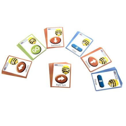 Mini Sequence Cards for Bee Bot and Blue Bot - Buy - Pakronics®- STEM Educational kit supplier Australia- coding - robotics