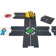Modular Road for Bee Bot and Blue Bot - Buy - Pakronics®- STEM Educational kit supplier Australia- coding - robotics