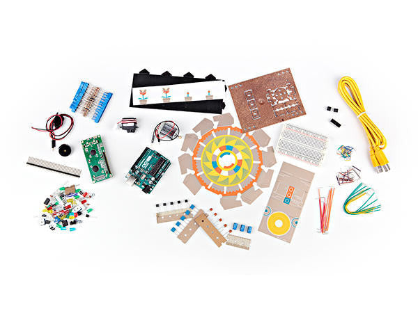 Arduino Starter Kit - Official kit from Arduino