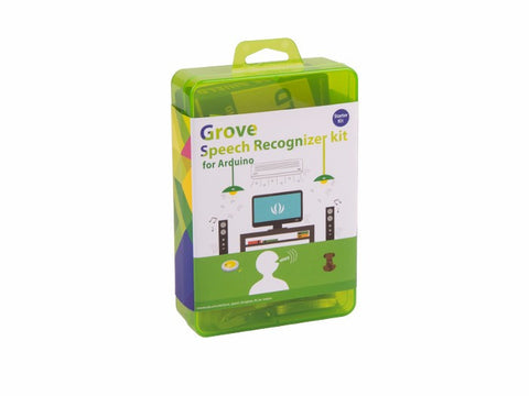 Buy Australia Grove Speech Recognizer kit for Arduino , Kits for Arduino - Seeed Studio, Pakronics Melbourne  in Australia - 1