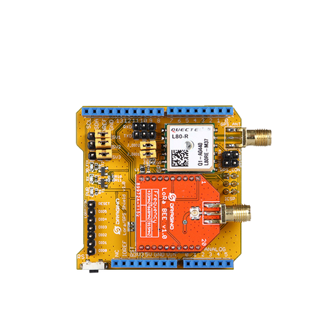 LoRa/GPS Shield For Arduino - Buy - Pakronics- Melbourne Sydney Queensland Perth  Australia - Educational kit - coding - robotics