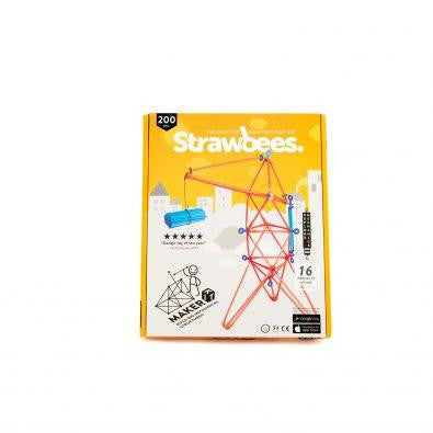 Strawbees - Maker Kit - Beginner - Buy - Pakronics®- STEM Educational kit supplier Australia- coding - robotics