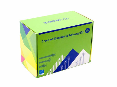 Buy Australia Grove IoT Commercial Gateway Kit , IoT - Seeed Studio, Pakronics Melbourne  in Australia - 1
