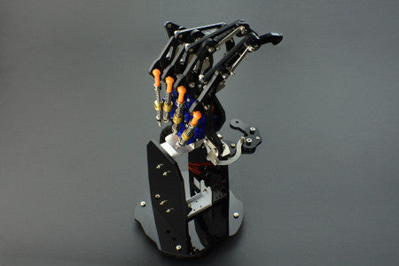 Bionic Robot Hand (Left) - Buy - Pakronics- Melbourne Sydney Queensland Perth  Australia - Educational kit - coding - robotics