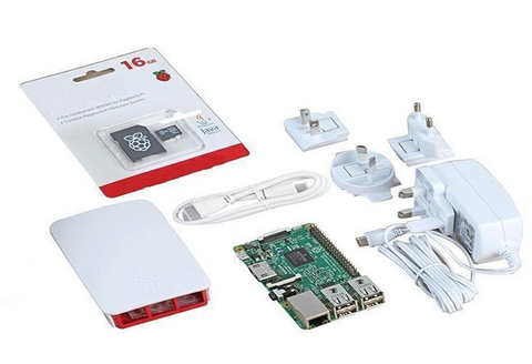 Pakronics Raspberry Pi 3  Model B PLUS Starter Kit super charged!!