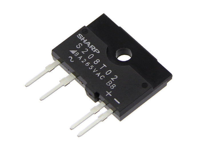 Buy Solid State Relay SHARP S208T02 Discontinued SS315020000 in