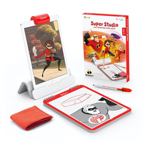 Osmo Super Studio Game - Pixar The Incredibles 2 - Buy - Pakronics®- STEM Educational kit supplier Australia- coding - robotics