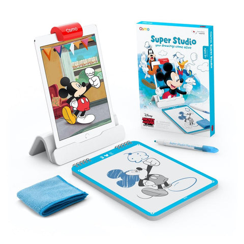 Osmo Super Studio Game - Disney Mickey Mouse & Friends - Buy - Pakronics®- STEM Educational kit supplier Australia- coding - robotics