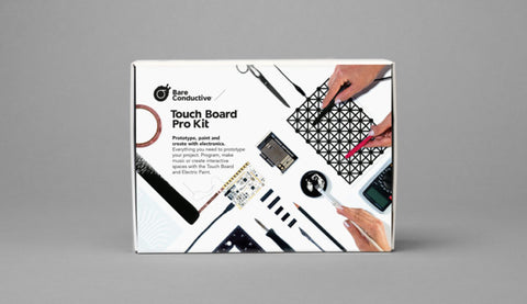 Touch Board Pro Kit - Buy - Pakronics®- STEM Educational kit supplier Australia- coding - robotics