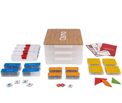 Osmo Classroom Kit - Genius Kit Edition - Buy - Pakronics®- STEM Educational kit supplier Australia- coding - robotics