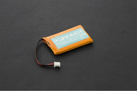 Buy Australia 3.7V Polymer Lithium Ion Battery - 1000mAh , DF_FIT - DFRobot, Pakronics Melbourne  in Australia - 1