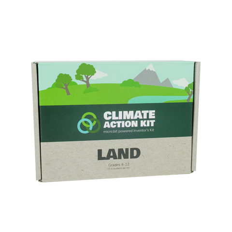 Climate Action kit for Microbit