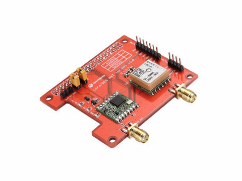 Buy Australia Raspberry Pi LoRa/GPS HAT - support 868M frequency , Hats & Plates - Seeed Studio, Pakronics Melbourne  in Australia - 1