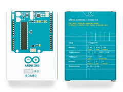 Arduino Uno Rev3 - Made in Italy