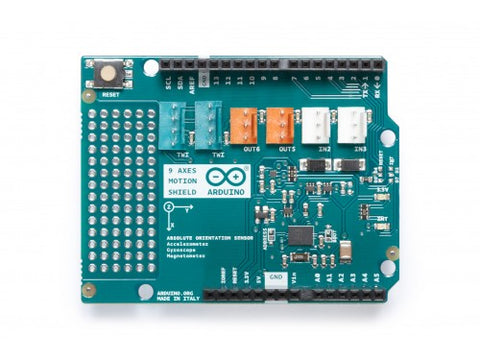 Arduino 9 Axis Motion Shield - Buy - Pakronics®- STEM Educational kit supplier Australia- coding - robotics