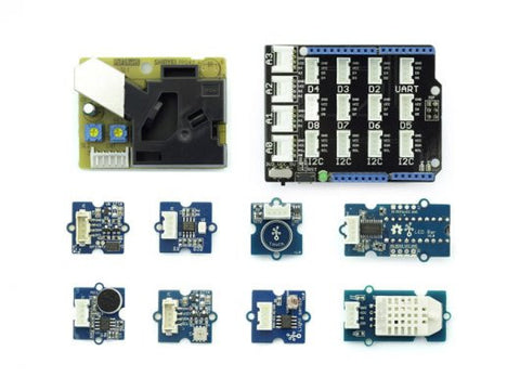 Buy Australia Grove Starter Kit for LinkIt ONE , Arduino Starter - Seeed Studio, Pakronics Melbourne  in Australia - 1