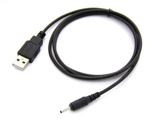 USB 2.0 to DC 2.5mm Cable - 100cm - Buy - Pakronics®- STEM Educational kit supplier Australia- coding - robotics