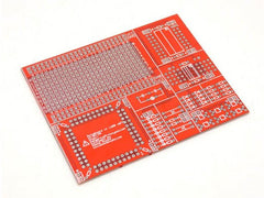 Buy Australia QFP surface mount protoboard - 0.65mm , Protoboards - Seeed Studio, Pakronics Melbourne  in Australia - 1