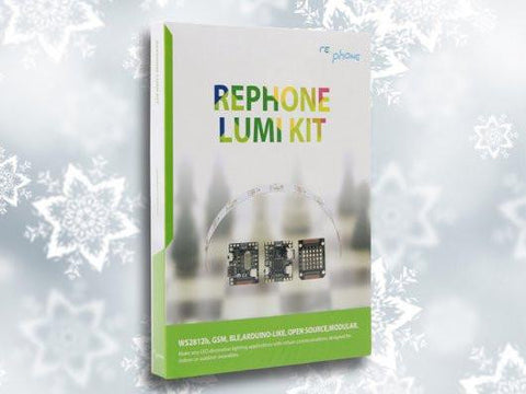 Buy Australia RePhone Lumi Kit , Xadow - Seeed Studio, Pakronics Melbourne  in Australia - 1