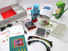 Buy Australia Fritzing Creator Kit without Arduino UNO English Edition , Arduino Starter - Seeed Studio, Pakronics Melbourne  in Australia - 2