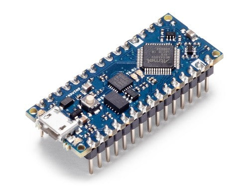 Arduino Nano Every with headers