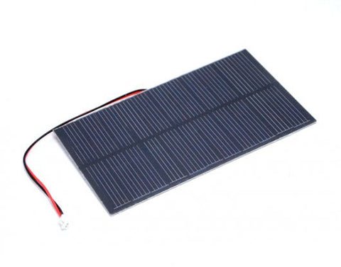 1.5W Solar Panel 81X137 - Buy - Pakronics®- STEM Educational kit supplier Australia- coding - robotics
