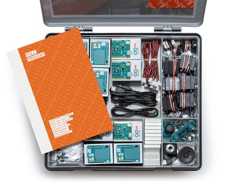 Arduino CTC 101 Program - FULL - Buy - Pakronics®- STEM Educational kit supplier Australia- coding - robotics