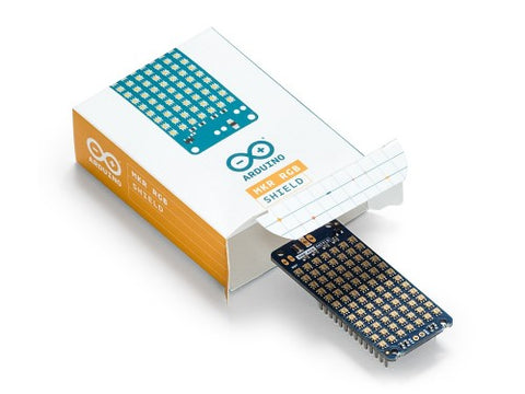 Arduino MKR RGB Shield - Buy - Pakronics®- STEM Educational kit supplier Australia- coding - robotics