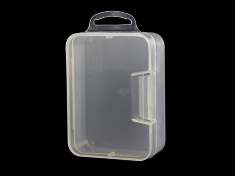 Buy Australia Plastic storage box - transparent , Organizer Boxes - Seeed Studio, Pakronics Melbourne  in Australia - 1