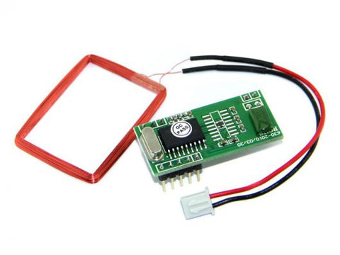 125Khz RFID module - UART - Buy - Pakronics®- STEM Educational kit supplier Australia- coding - robotics