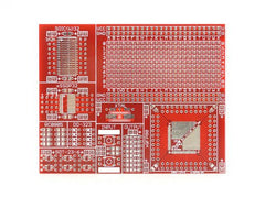 Buy Australia QFP surface mount protoboard - 0.65mm , Protoboards - Seeed Studio, Pakronics Melbourne  in Australia - 3