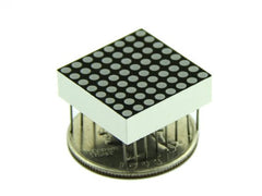 Buy Australia 20mm 8*8 square matrix LED - Red , LED Matrix - Seeed Studio, Pakronics Melbourne  in Australia - 2