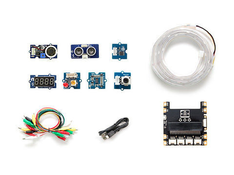 Grove Inventor Kit for micro:bit - Buy - Pakronics- Melbourne Sydney Queensland Perth  Australia - Educational kit - coding - robotics