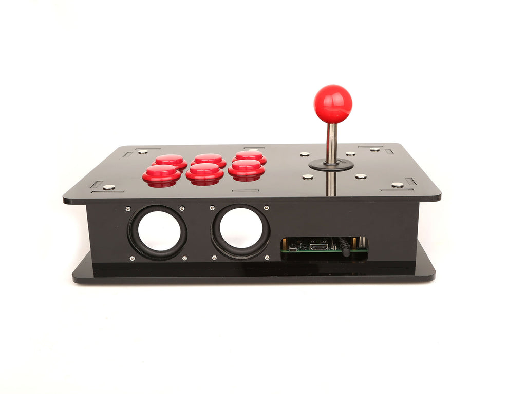 d4f5951321fac Buy Raspberry Pi Acrylic DIY Retro Game Arcade Kit SS110990984 in ...