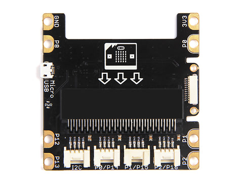 Grove Shield for micro:bit - Buy - Pakronics- Melbourne Sydney Queensland Perth  Australia - Educational kit - coding - robotics