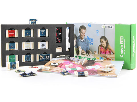 Grove Zero STEM Starter Kit - Buy - Pakronics- Melbourne Sydney Queensland Perth  Australia - Educational kit - coding - robotics