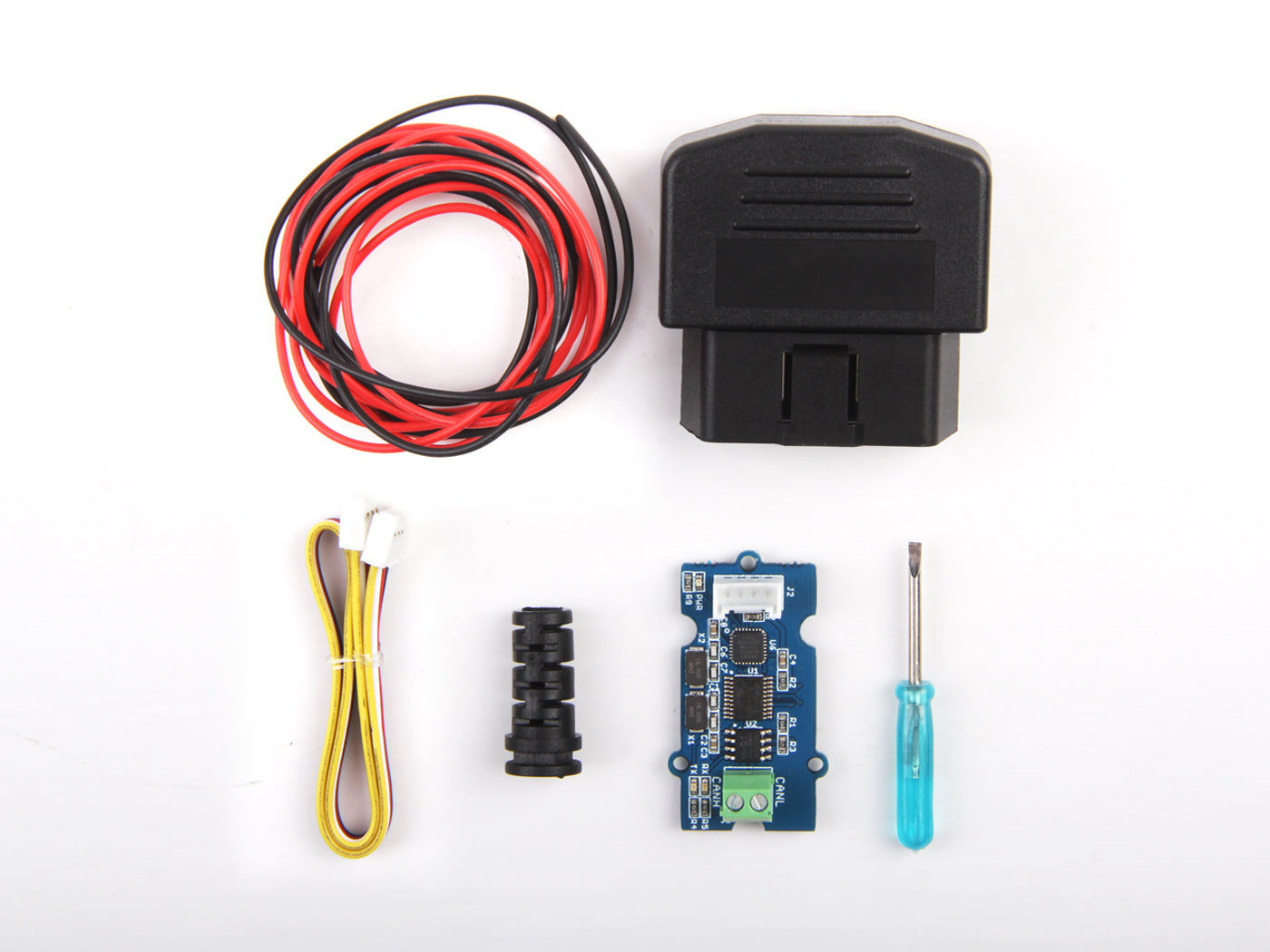 Buy Obd Ii Can Bus Development Kit Ss114991438 In Australia Pakronics Diy Electrical Wiring