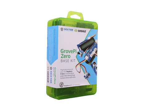 GrovePi Zero Base Kit - Buy - Pakronics- Melbourne Sydney Queensland Perth  Australia - Educational kit - coding - robotics