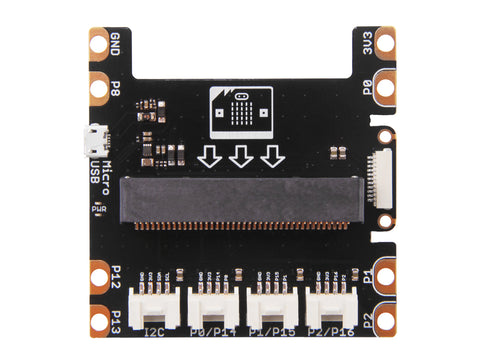 Grove Shield for micro:bit v2.0 - Buy - Pakronics®- STEM Educational kit supplier Australia- coding - robotics