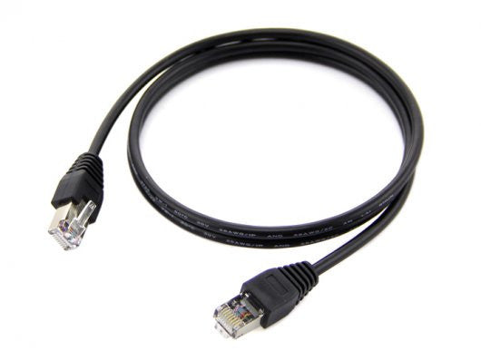 Buy Australia Black Ethernet Cable - 1 Meter , Peripheral - Seeed Studio, Pakronics Melbourne  in Australia - 1