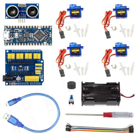 OTTO DIY maker kit with Arduino Nano Every