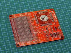 Buy Australia QFP surface mount protoboard - 0.80mm + 0.50mm , Protoboards - Seeed Studio, Pakronics Melbourne  in Australia - 4