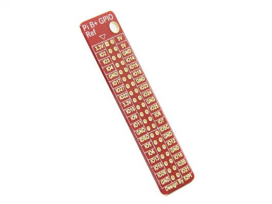 Buy Australia Raspberry Pi B+ GPIO Reference Board , Expansion - Seeed Studio, Pakronics Melbourne  in Australia - 1