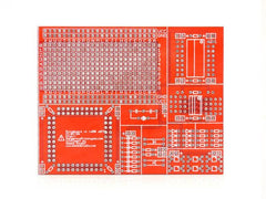Buy Australia QFP surface mount protoboard - 0.65mm , Protoboards - Seeed Studio, Pakronics Melbourne  in Australia - 2