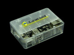Buy Australia Semitransparent Enclosure for Cubieboard , Cubieboard - Seeed Studio, Pakronics Melbourne  in Australia - 1
