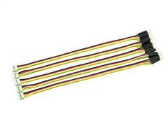 Buy Australia Grove - 4 pin Male Jumper to Grove 4 pin Conversion Cable (5 PCs per Pack) , Grove - Seeed Studio, Pakronics Melbourne  in Australia - 3