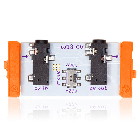 LittleBits Wire Bits - Control Voltage CV