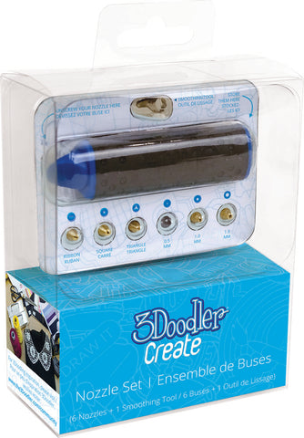 3Doodler Create Nozzle Set - Buy - Pakronics®- STEM Educational kit supplier Australia- coding - robotics